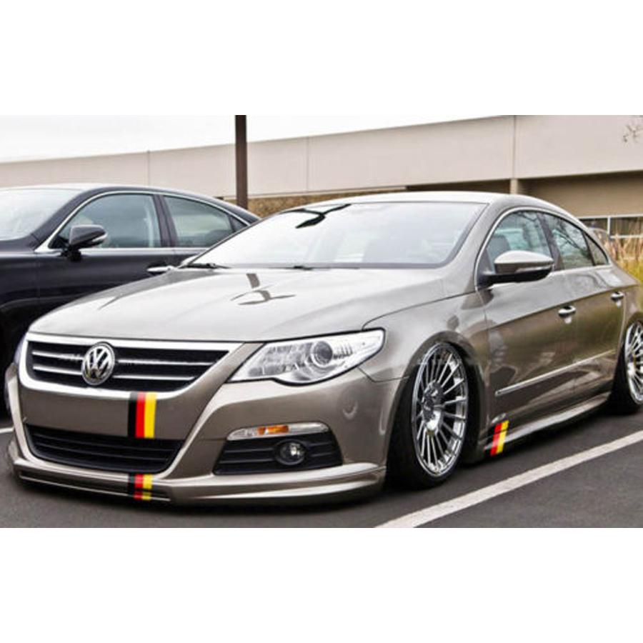 """Bmw Z4 New Shape: 10"""" M Stripe Decal Sticker German Flag Car For BMW"""